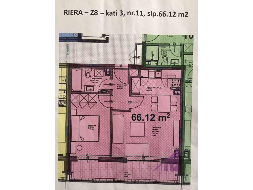 Banese 66.12m2 ne shitje ne Kalabri