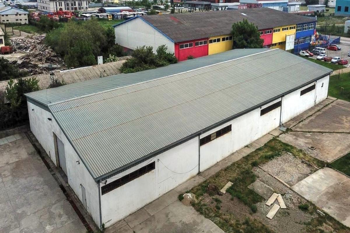 Depo me qira 770m2 ne zonen industriale afer Exclusive Group2