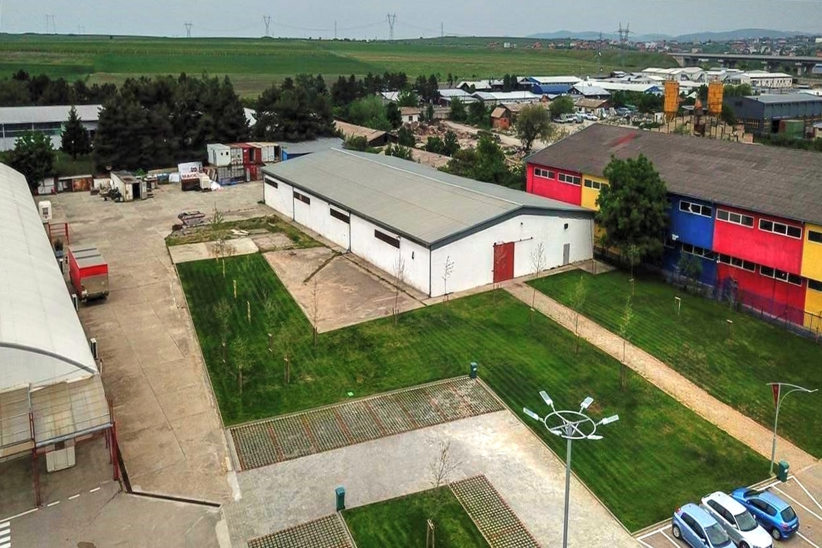 Depo me qira 770m2 ne zonen industriale afer Exclusive Group