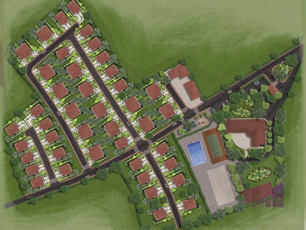 Shtëpi në shitje 213.26m2 në lagjen Peja Hill Residence  - Tipi B1