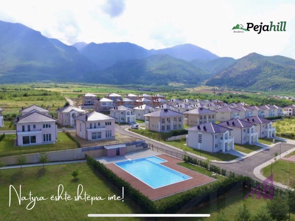 Shtëpi në shitje 213.26m2 në lagjen Peja Hill Residence  - Tipi B