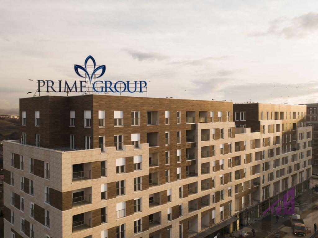 Banesë në shitje 90.37m2 në kompleksin Prime City, Prishtina e Re