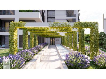 Jednosobni stanovi na prodaju u ekluzivnoj novoj zgradi u srcu Rafailovica- samo minut od mora