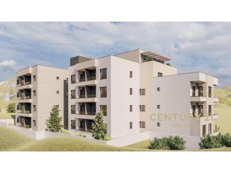 Dvosobni stanovi na prodaju po cijeni od 1.400 eura / m2 u novom projektu u Budvi
