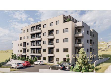 Studio apartmani na prodaju početne cijene 1.350 EUR / m2 u novom projektu u Budvi