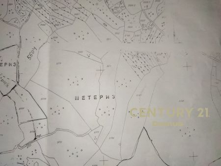 Zemljište, Meterizi, Cetinje