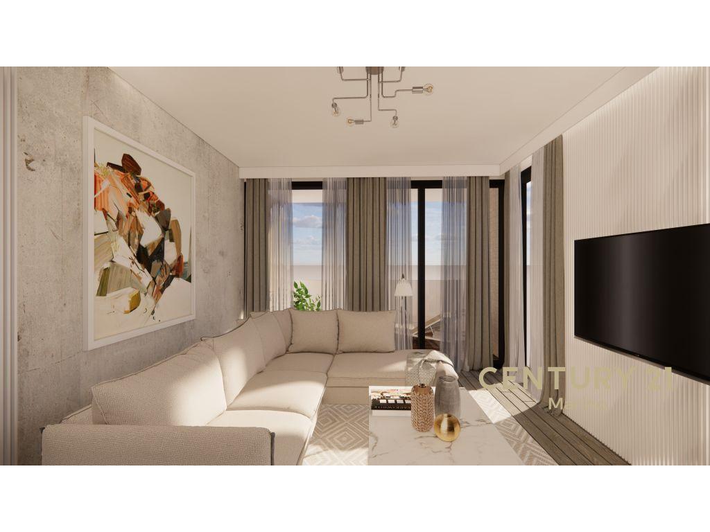 Na prodaju luksuzni jednosobni stanovi u novom kompleksu u jednoj od najatraktivnijih zona u Budvi!