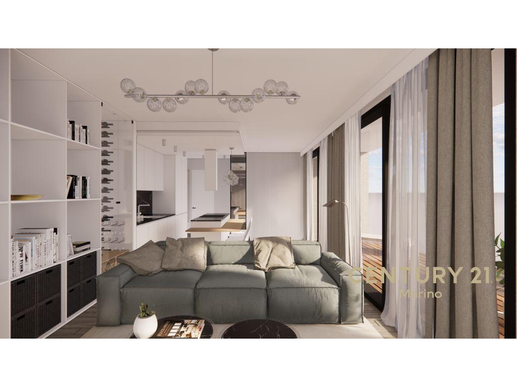 Prodaje se ekskluzivni novi kompleks sa jednosobnim apartmanima na odličnoj lokaciji u Budvi!