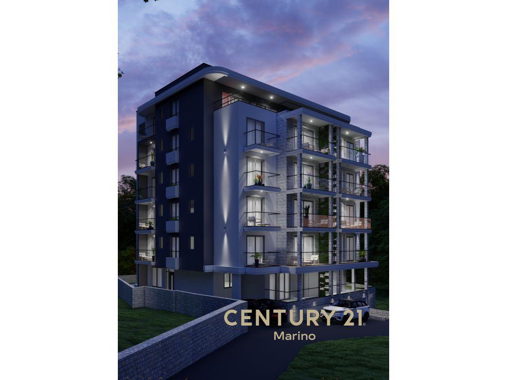 Prodaju se visokokvalitetni dvosobni apartmani sa pogledom na more u Bečićima!