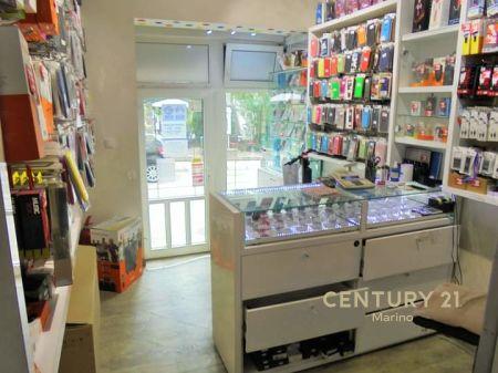 Iznajmljuje se poslovni prostor u centru Tivta