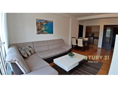 For rent 2BR apartment in Becici!