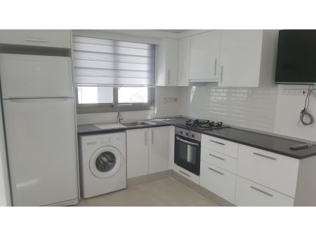 2+1 apartment for rent in Kyrenia, Karakum