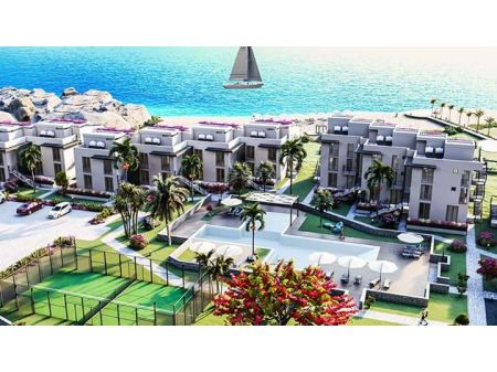 Apartments for sale in Kyrenia, Esentepe