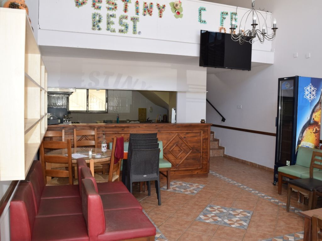 Shop for rent in Kyrenia, Ozankoy