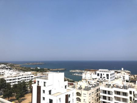 3+1 penthouse apartment for rent in Kyrenia, Kashgar