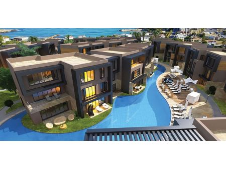 2+1 apartment for sale in Kyrenia, Karaoglanoglu