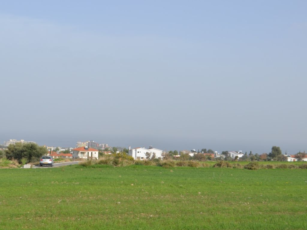 Plot for sale in Kyrenia, Alsancak