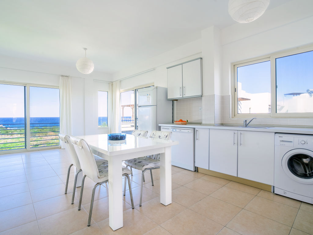 2+1 penthouse apartment for sale in Kyrenia, Esentepe