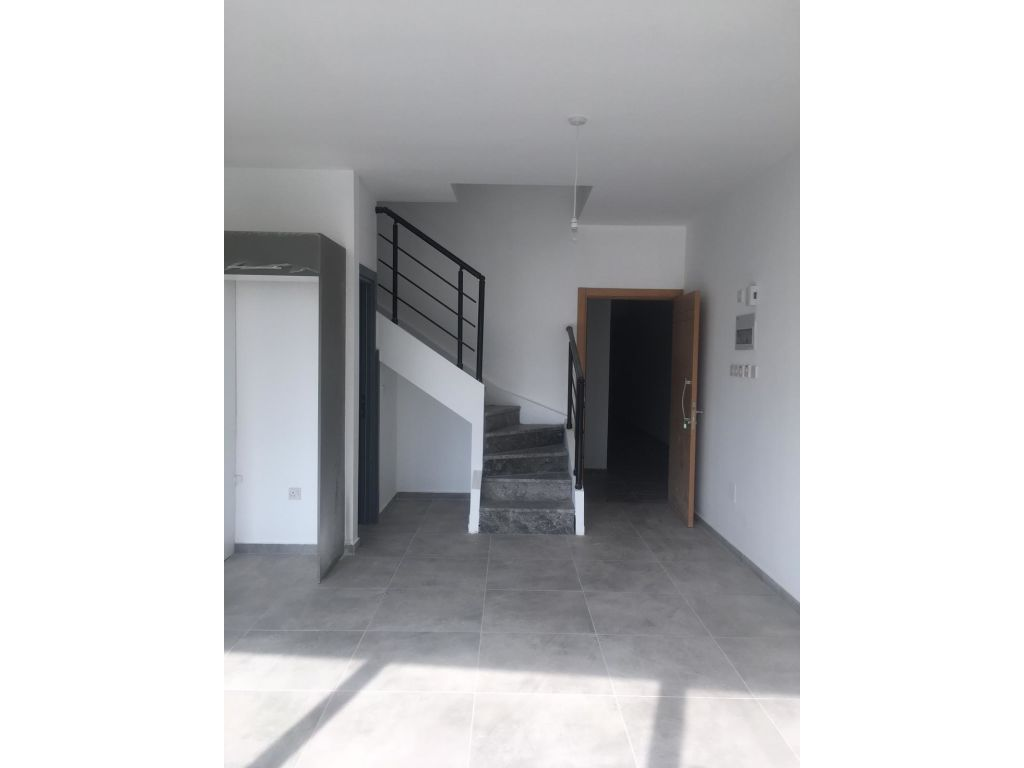 2+1 duplex apartment for sale in Nicosia, Gelibolu