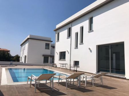4+1 villa for rent in Kyrenia, Yesiltepe