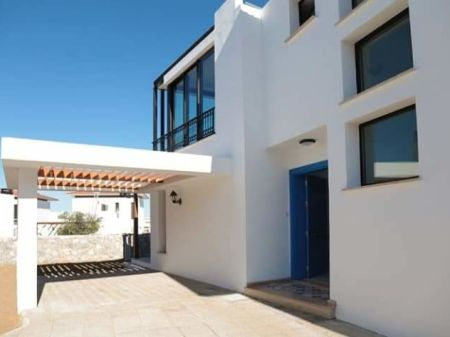 3+1 villas for sale in Kyrenia, Dogankoy