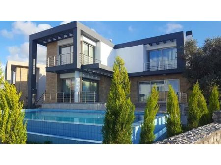 3+1 villas for sale in Kyrenia, Catalkoy