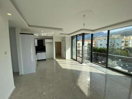 2+1 apartments for sale in Kyrenia, Alsancak