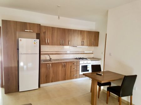 1+1 apartment for rent in Kyrenia, Zeytinlik