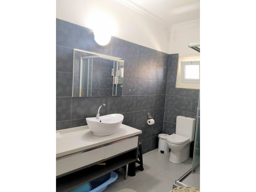 3+1 semi-detached house for sale in Nicosia, Yenikent
