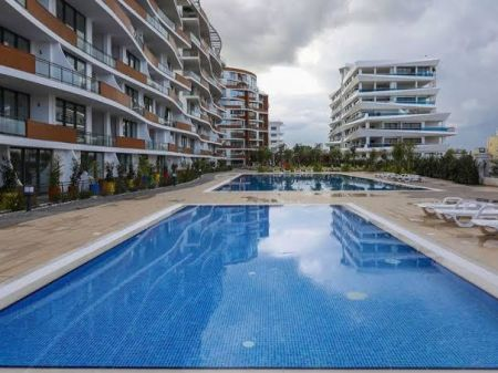 1+1 apartment for sale in Kyrenia Center