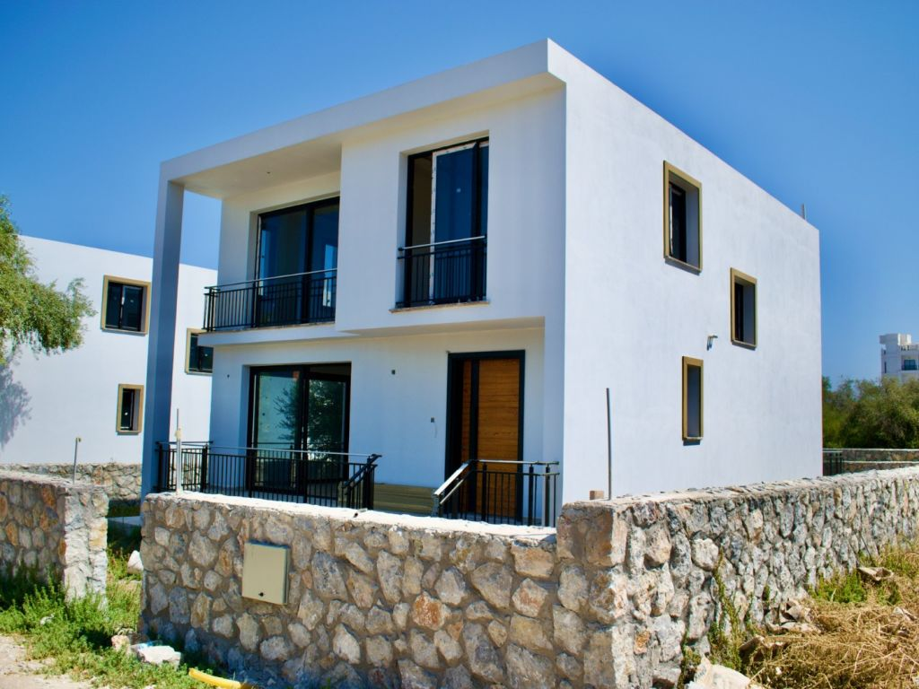 3+1 villa for sale in Catalkoy, Kyrenia