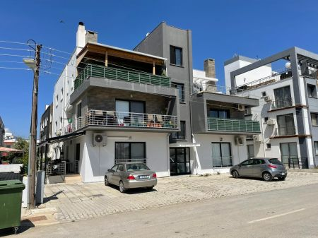 2+1 penthouse for sale in Nicosia, Gonyeli