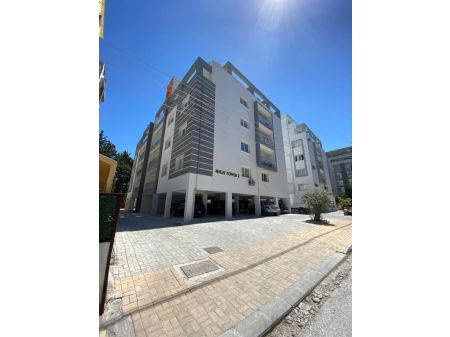 2 Bedroom Penthouse For Sale In Kyrenia Center