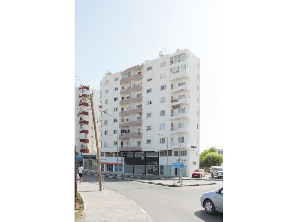 3+2 apartment for sale in Nicosia, Ortakoy