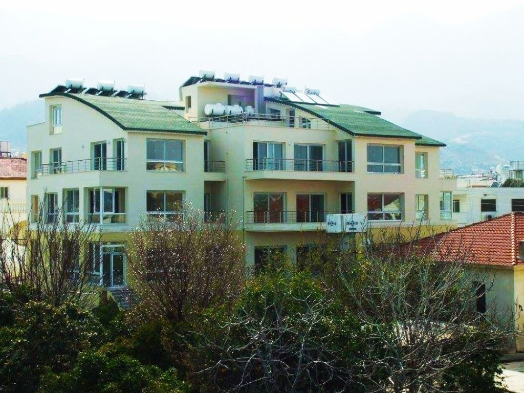3+1 apartment for rent in Kyrenia, Alsancak