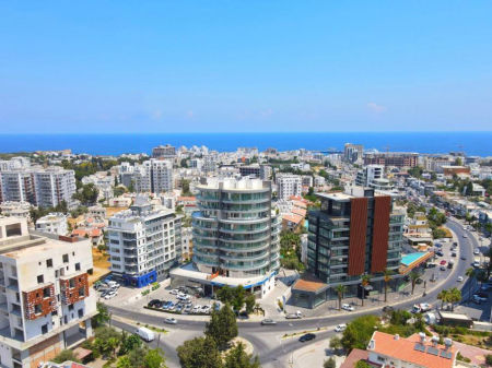 2 bedroom apartment for sale in Kyrenia / Turkish title deed - Fully furnished