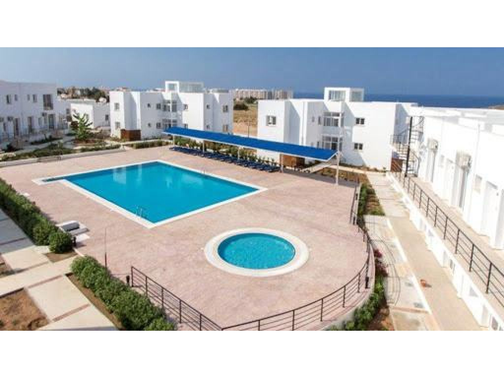 1+1 apartment for rent in Catalkoy, Kyrenia