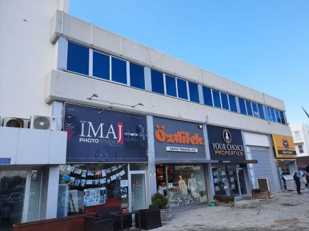 Shop for rent in Kyrenia, Karakum