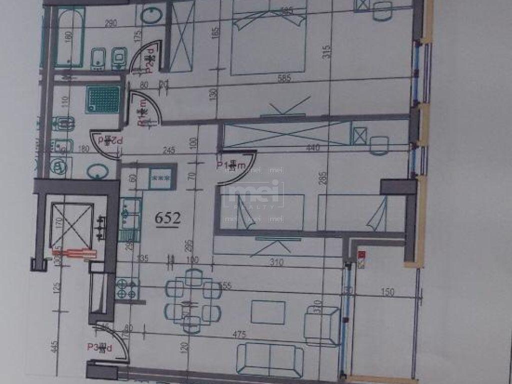 Shitet Apartament 2+1 ,Tek Kompleksi Fiori Di Bosco .