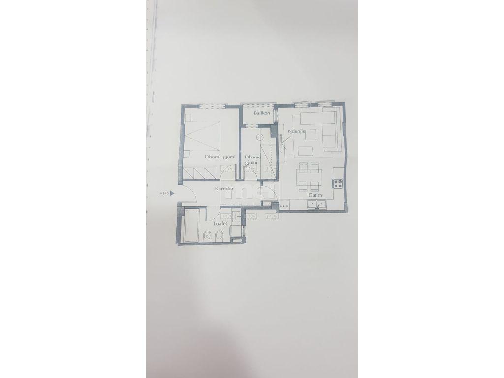 Ne Rrugen 5 Maji Shitet  Apartamenti 2+1