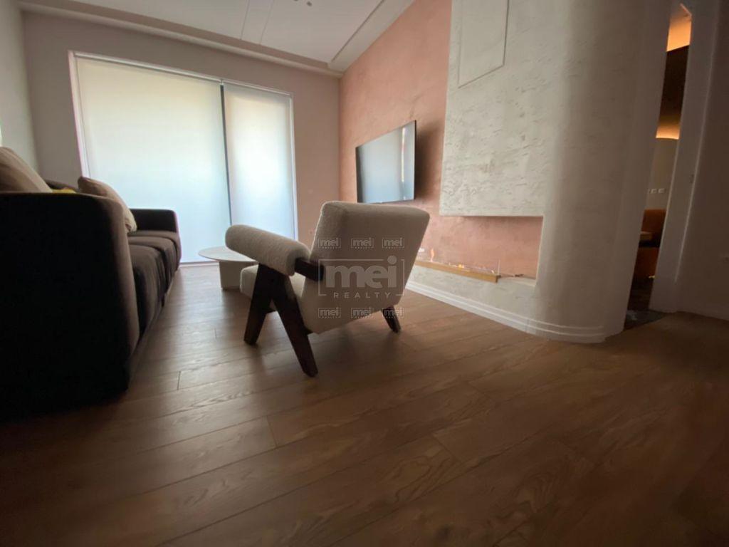 Jepet me Qira Apartamenti 1+1+Garazh, tek Rruga e Kosovareve 4