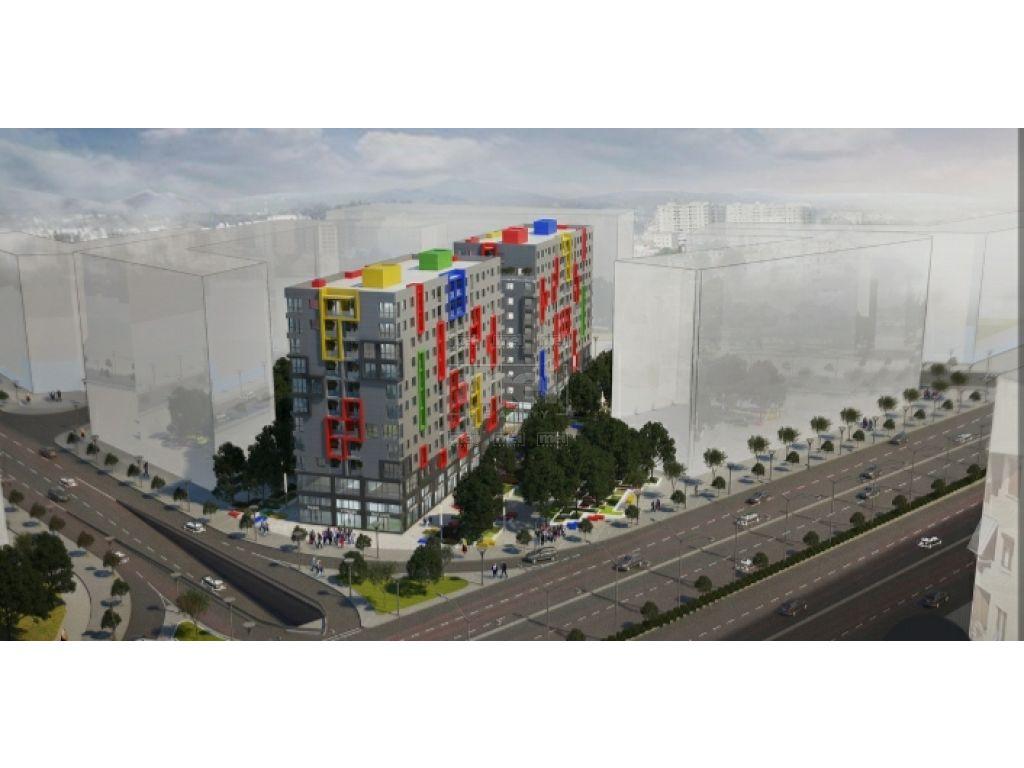 Tek Rezidenca Future Home Shitet Apartament 2+1 2