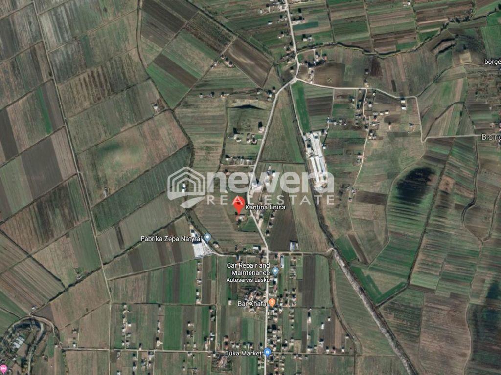 Are per Shitje me Sip. 5825 m2 në Durrës