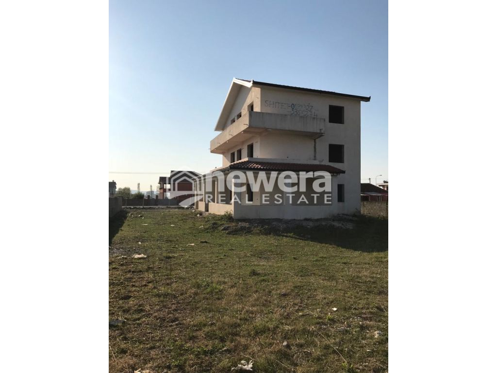Three Storey Villa for Sale in Fushe-Kruje