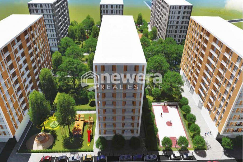 """Apartament 1+1  për Shitje në Kompleksin """"Fiori Di Bosco"""""""