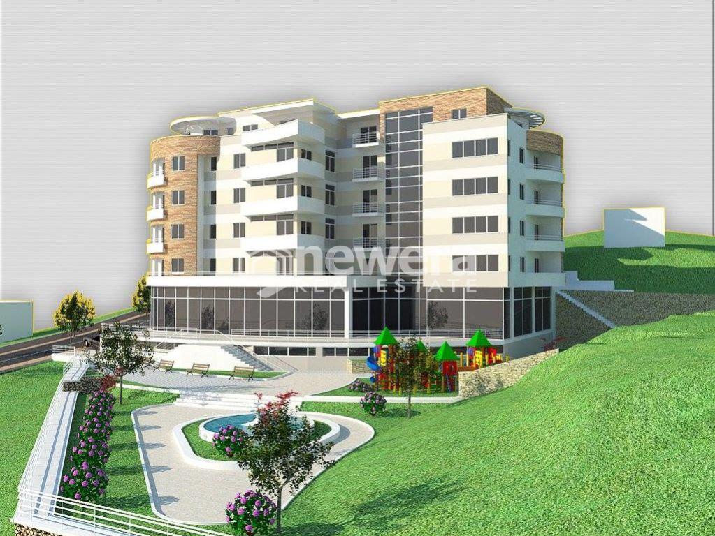 Apartament 2+1 me Sip.90 m2 per Shitje ne Linze