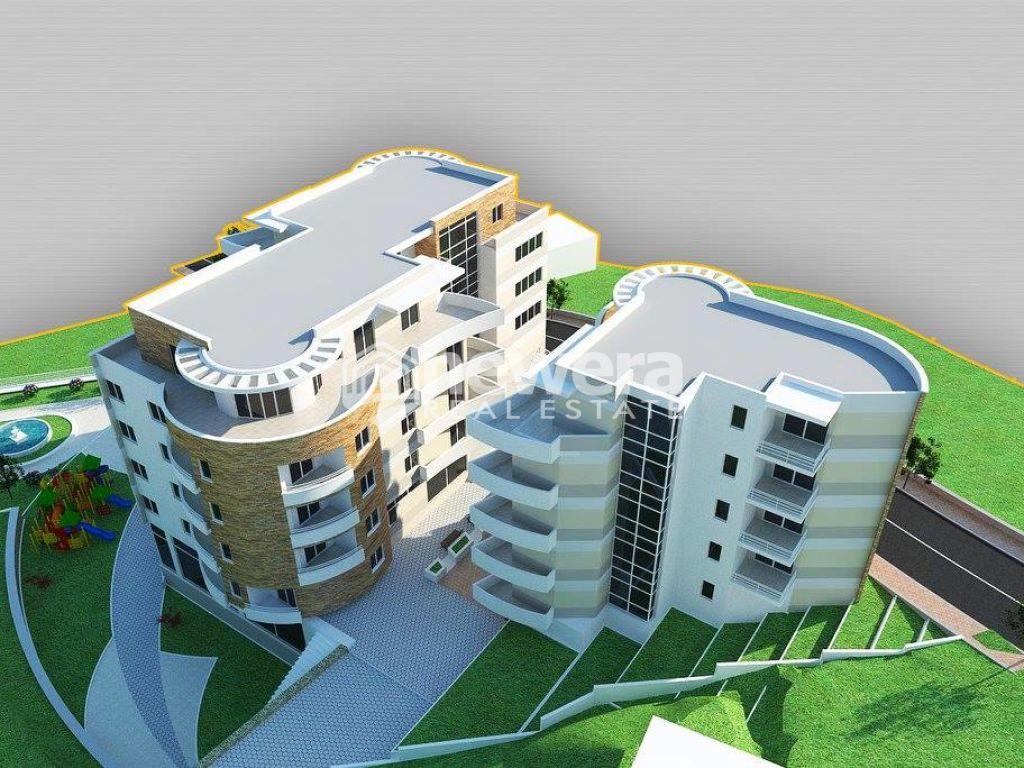 Apartament 2+1 me Sip. 97.5  m2 per Shitje ne Linze