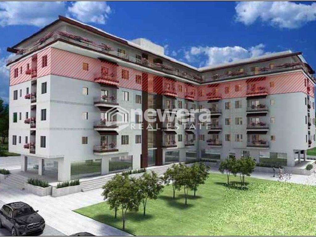 Apartament 2+1 me Sip. 79 m2 per Shitje ne Golem