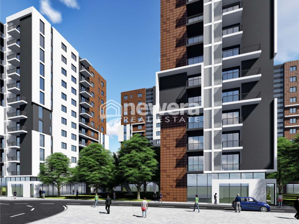 2 + 1 Apartment for Sale in Aviation Field