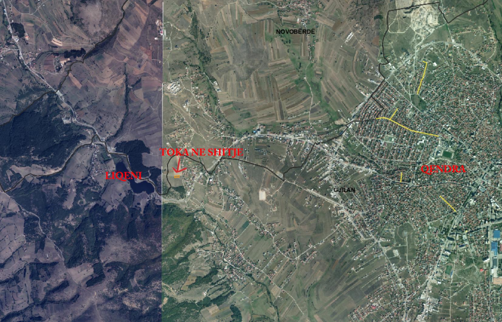 Shitet parcela 15.66ari në Livoq i Epërm – Gjilan